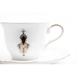 Tazze caffè Moretto beige